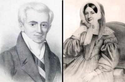 Ιωάννης Καποδίστριας & Ρωξάνδρα Στούρτζα: Η Σονάτα του Αποχωρισμού