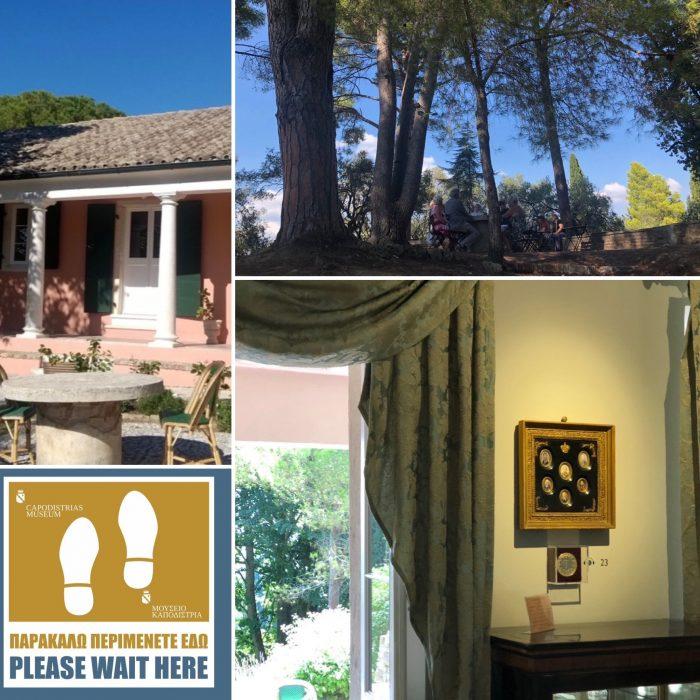 Το Μουσείο Καποδίστρια ανοίγει ξανά από την Τετάρτη 1 Ιουλίου!