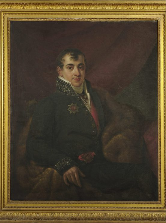 Ιωάννης Καποδίστριας, 1814